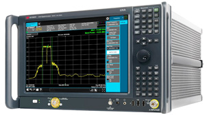 Компания Keysight Technologies разработала новый анализатор сигналов N9041B UXA серии X