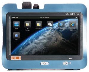 Компания «КивиТех» сообщает о начале продаж оптических рефлектометров линейки KIWI-72ХХ