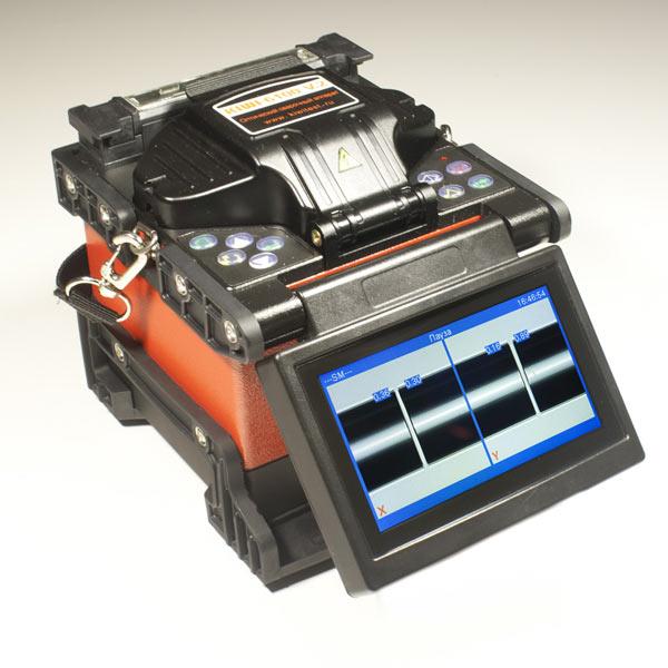Компания «КивиТех» объявляет о выпуске нового оптического сварочного аппарата KIWI-6100v2