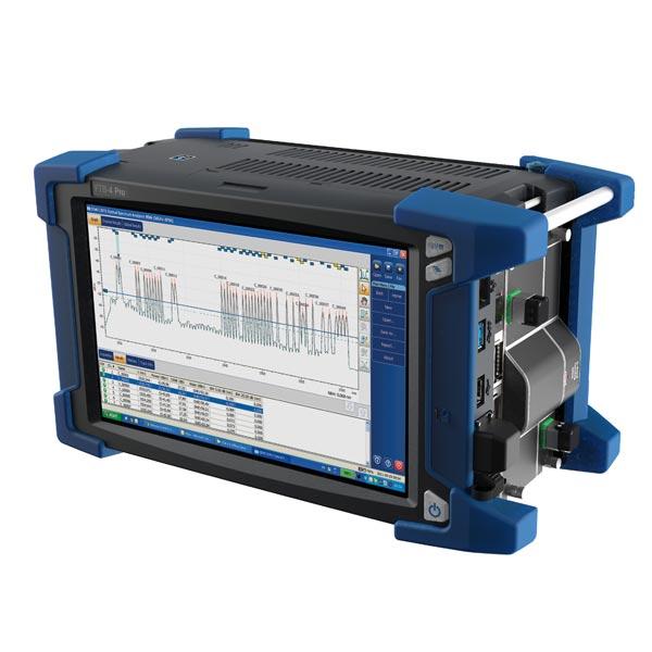 Компания EXFO анонсировала новый модуль анализатора спектра FTBx-5255