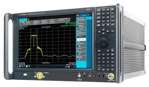 Анализатор сигналов UXA от 3 Гц до 110 ГГц N9041B компании Keysight Technologies доступен для продажи