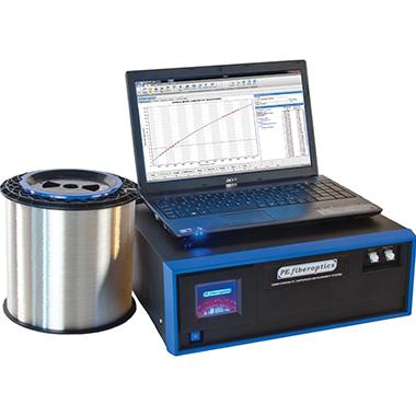 CD500 : Измерительная система для измерения хроматической дисперсии производства PE.fiberoptics
