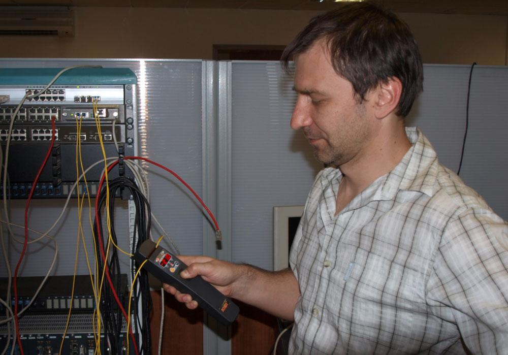 KIWI-4600 : Идентификатор активного волокна