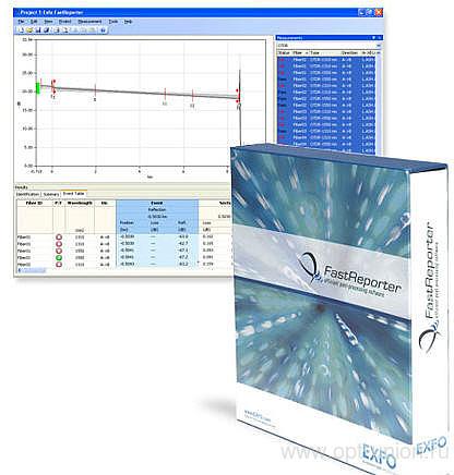 FastReporter : Программное обеспечение для пакетной обработки результатов измерений