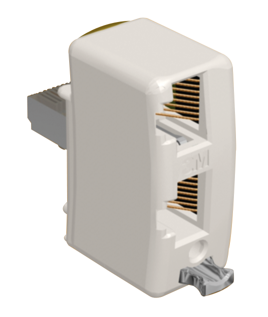 : Сплиттеры RJ45 UTP и FTP