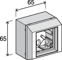: Блоки для открытого монтажа