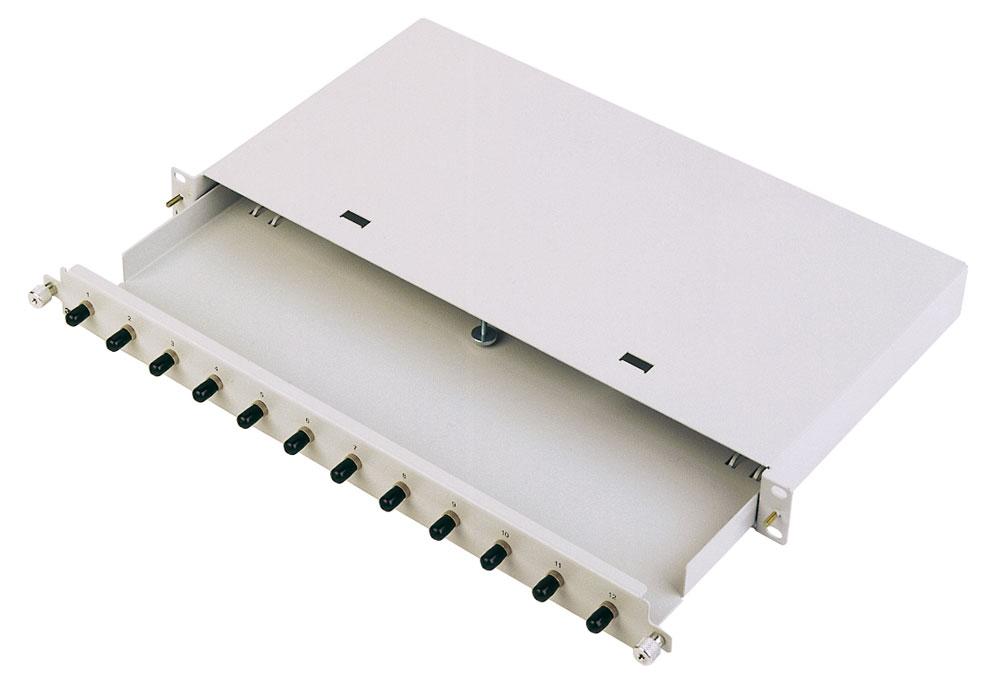 : Волоконно-оптические патч-панели 19'' 3M™