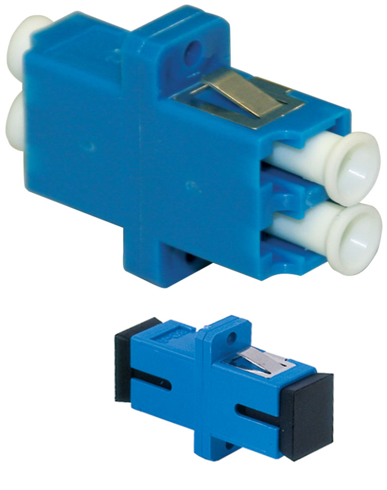 : Волоконно-оптические соединительные муфты-адаптеры 3M™ серии LC, SC