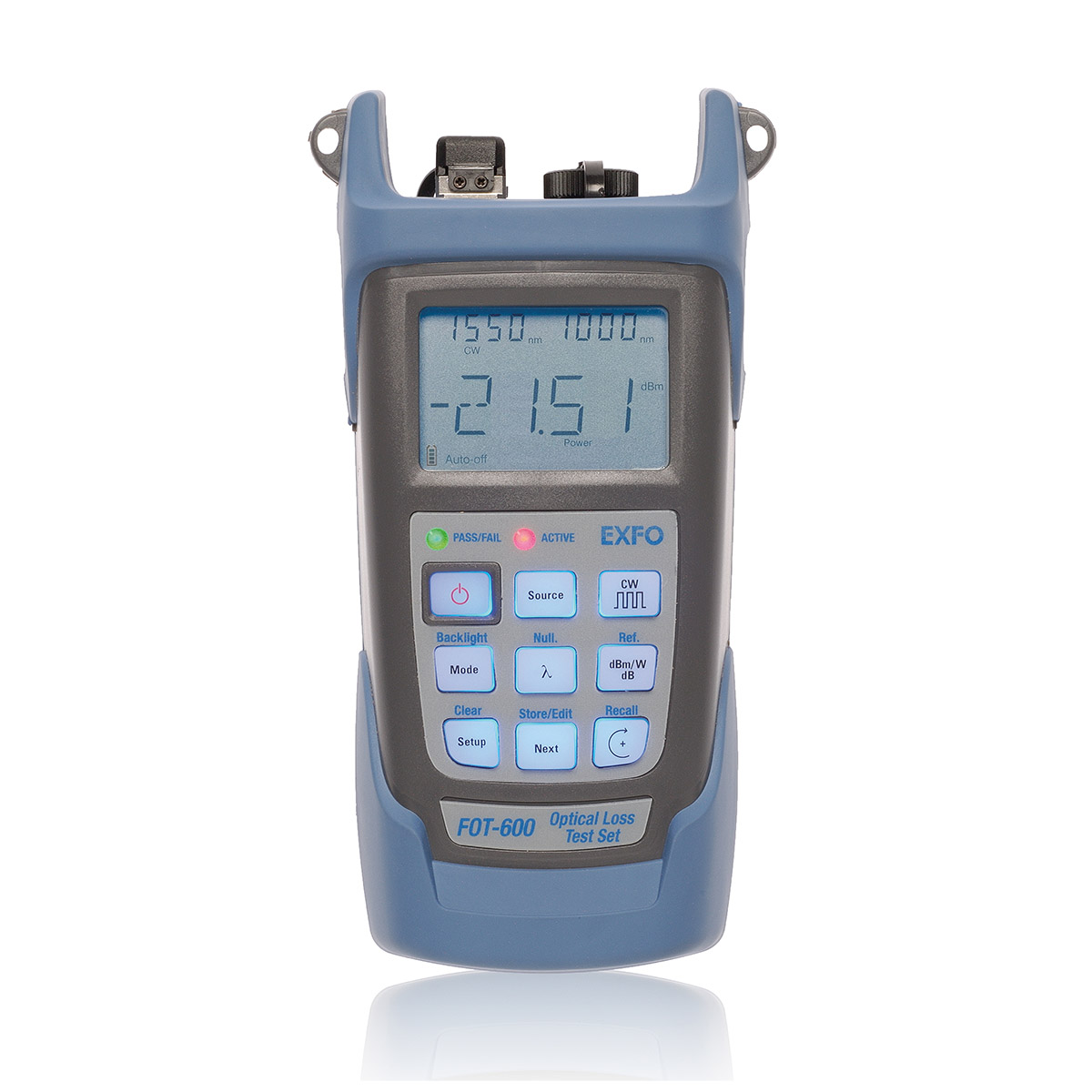 EXFO FOT-600 : Оптический тестер EXFO FOT-600