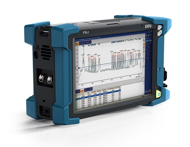 EXFO FTB-5230S/-OCA : Анализаторы оптического спектра