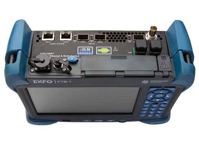 EXFO FTB-700G : Мультисервисный тестер OTN/SDH/Ethernet/Fiber Channel/CPRI/OBSAI/SyncE/1588 PTP и OTDR