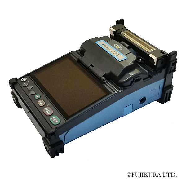 Fujikura 22S : Компактный сварочный аппарат с функцией выравнивания волокон