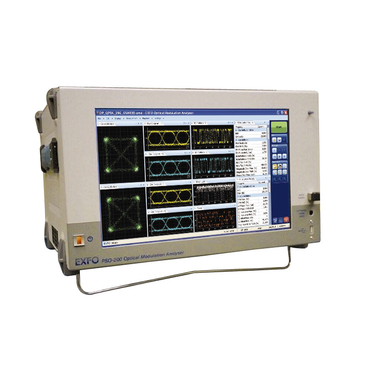EXFO PSO-200 : Анализатор оптической модуляции