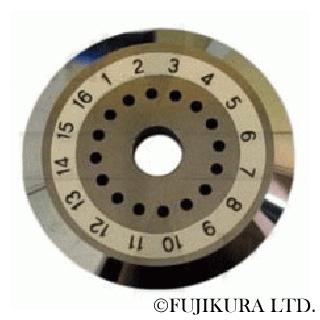 Fujikura CB-16 : Нож для скалывателя Fujikura СТ-30 -