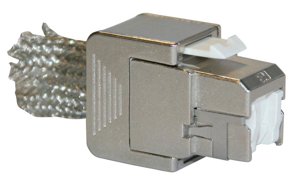 : Розеточный модуль Volition® RJ45 категории 6а STP