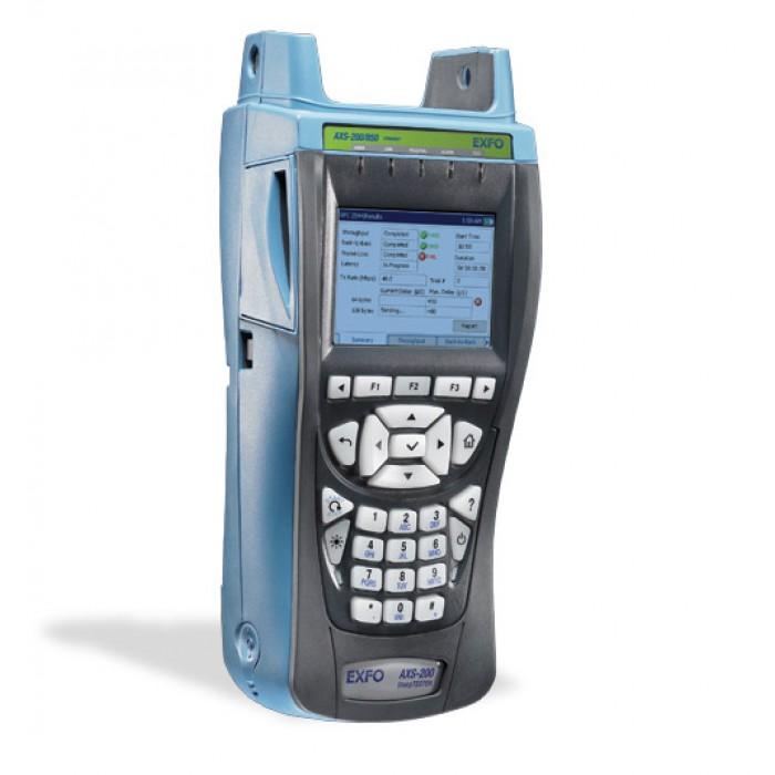 AXS-200/805/855 : Тестер Е1/DS1, DS3,ISDN PRI и Ethernet