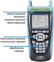 AXS-200/850 : Портативный анализатор Ethernet (10M-1G)