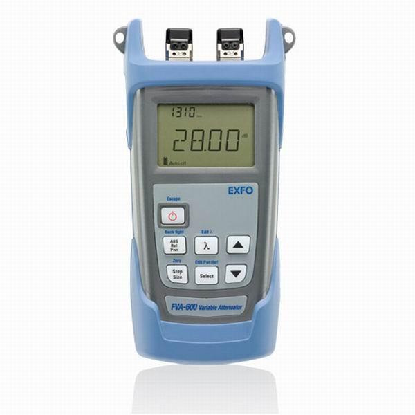 EXFO FVA-600 : Оптический аттенюатор