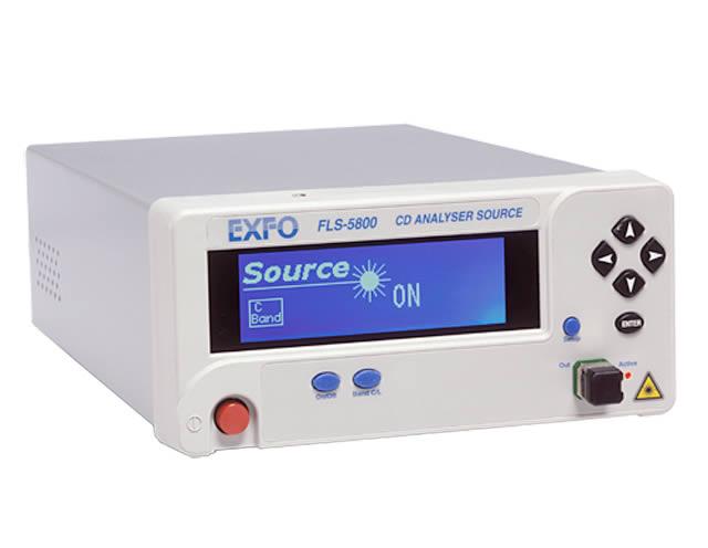 EXFO FLS-5800A : Широкополосный источник излучения для анализа дисперсии