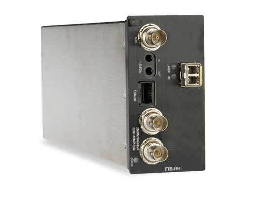 EXFO FTB-8105 Transport Blazer : Модуль анализатора PDH и SDH (STM-1)
