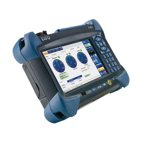 EXFO FTB-860 NetBlazer : Анализаторы Ethernet для платформы FTB-1