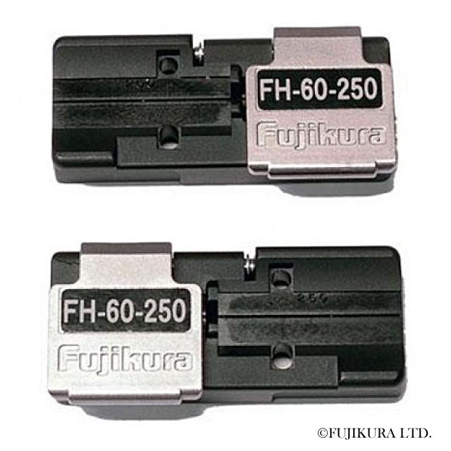 Fujikura FH-60-DC250 : Съемные держатели оптического волокна (холдеры)