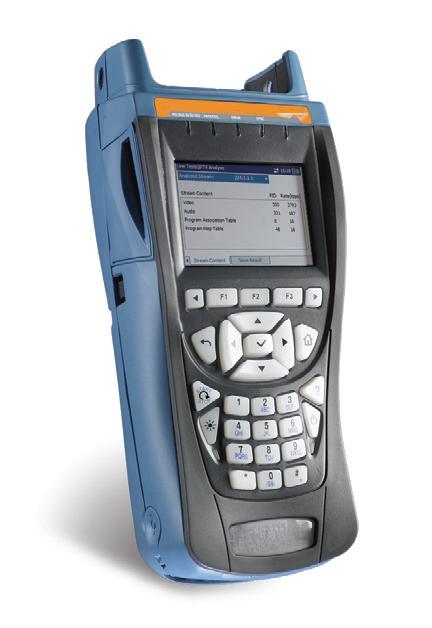 AXS-200/650 : Тестер IP Triple-Play