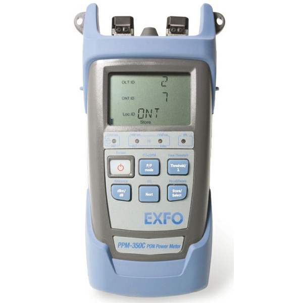 EXFO PON PPM-350C : Измеритель мощности PON