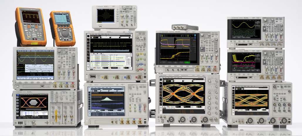 InfiniiVision 4000 X : Цифровые осциллографы и осциллографы смешанных сигналов