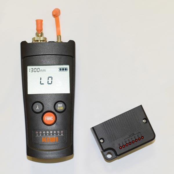 KIWI-4350N : Универсальный многофункциональный оптический тестер