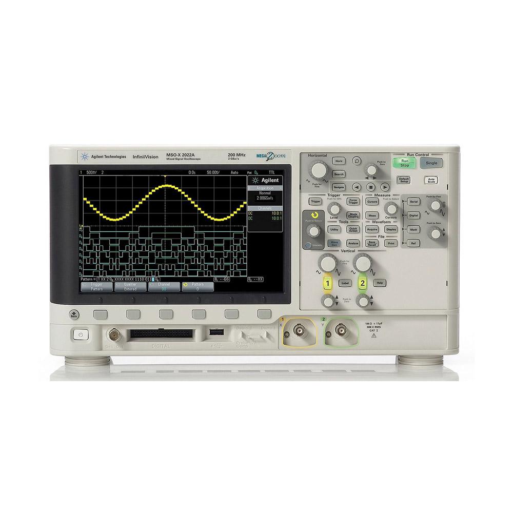 KEYSIGHT InfiniiVision 3000 X : Цифровые осциллографы и осциллографы смешанных сигналов