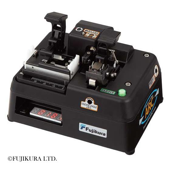 Fujikura CT-100 : Автоматический прецизионный оптический скалыватель