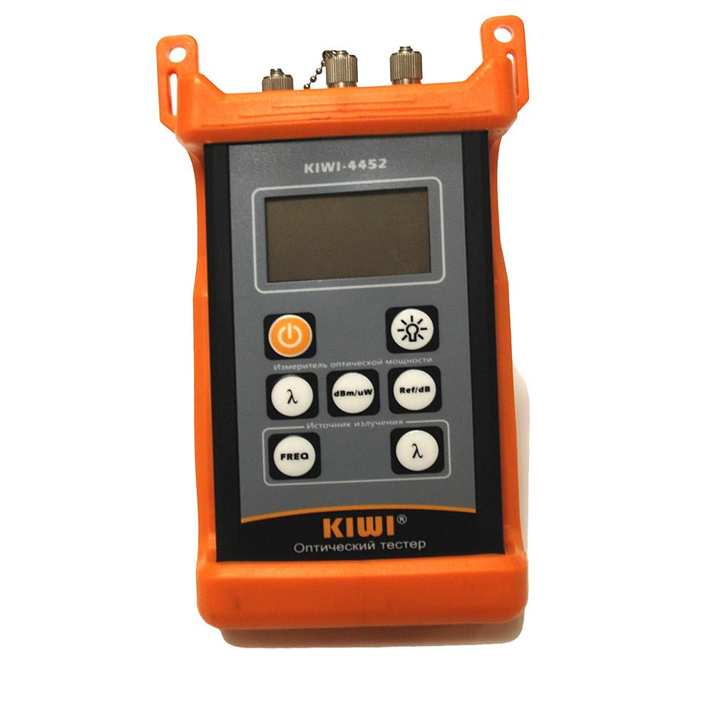 KIWI-4450 : Оптический тестер с детектором повреждений