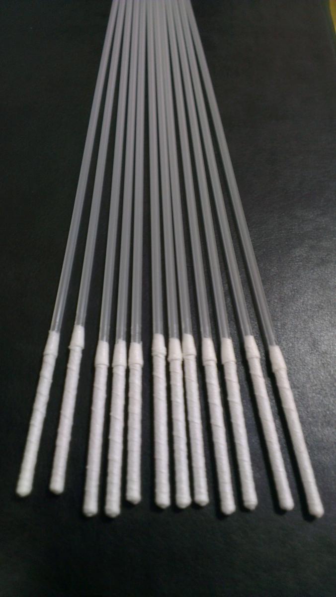 : F125123B. Палочки для очистки оптических адаптеров