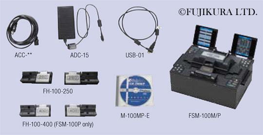 Fujikura FSM-100 : Оптический сварочный аппарат
