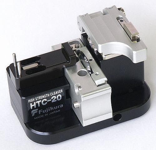 Fujikura HTC-20 : Прецизионный оптический скалыватель