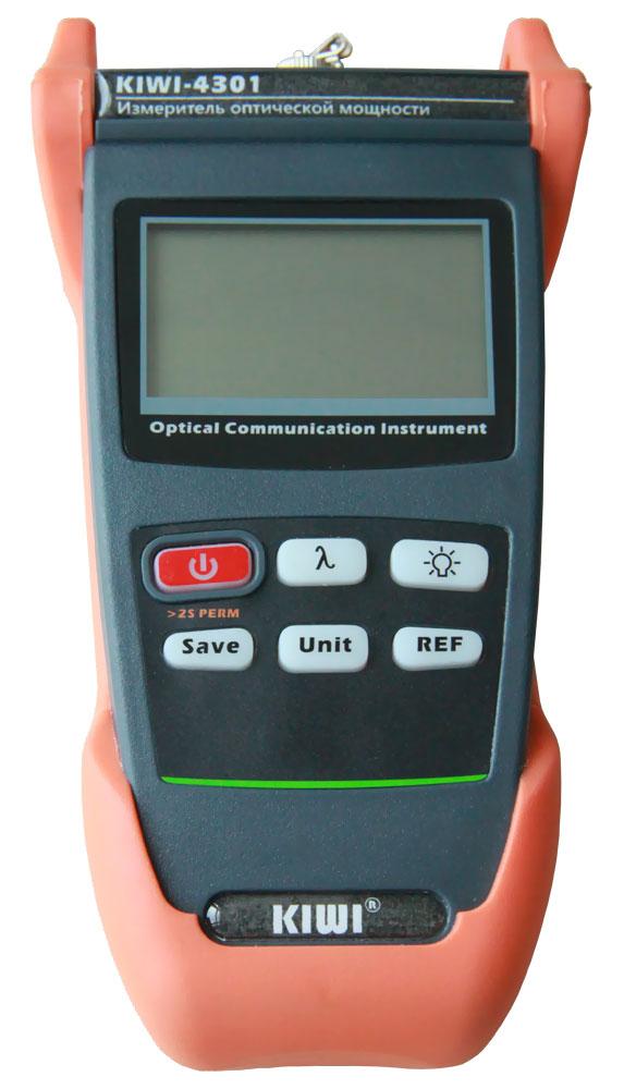 KIWI-4300 : Измеритель оптической мощности