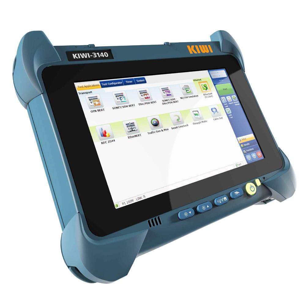 KIWI-3140 : Портативный Ethernet тестер до 10Гбит