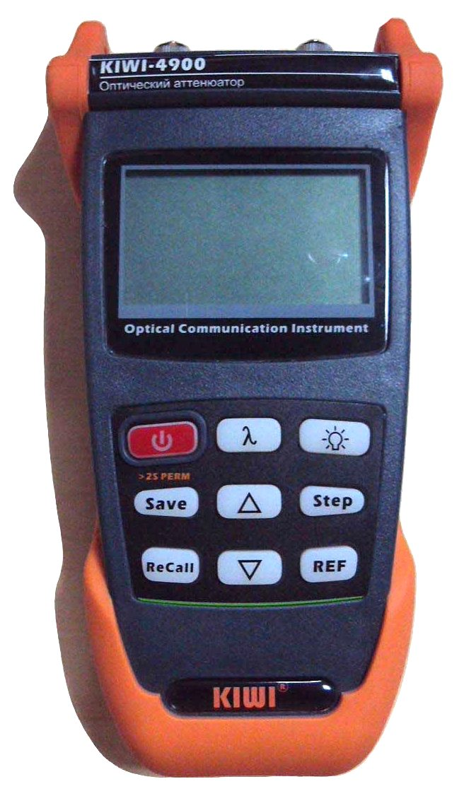 KIWI-4900 : Оптический аттенюатор