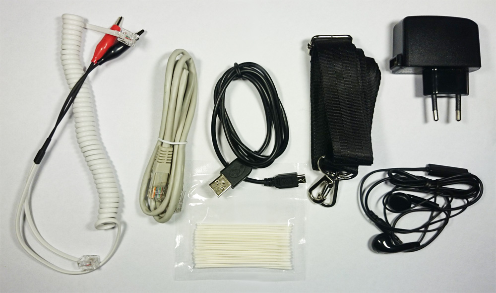 KIWI-8100 : Универсальный тестер на базе PDA