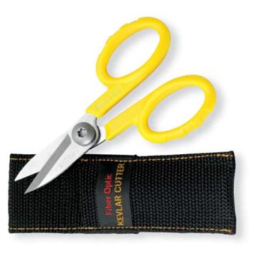: Ножницы для резки упрочняющих нитей кабеля (кевлар, арамид, тварон) KS-1