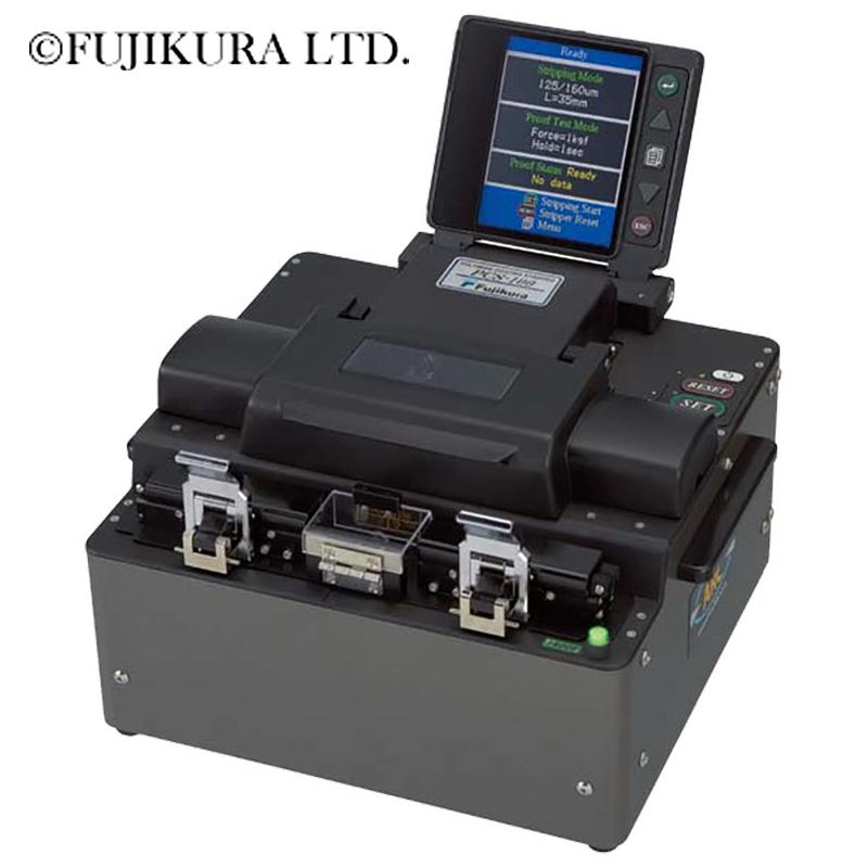 Fujikura PCS-100 : Cтриппер полиимидной оболочки