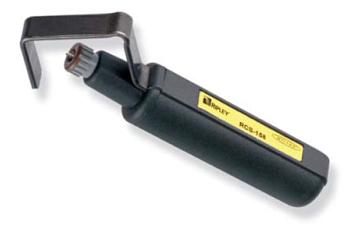 : Инструменты для подготовки кабеля круглого сечения RCS-114, RCS-158