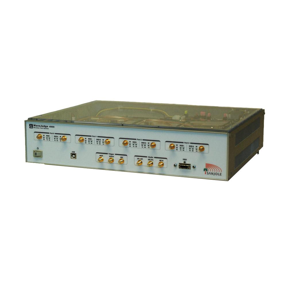WaveJudge 4900 : Анализатор беспроводных сетей