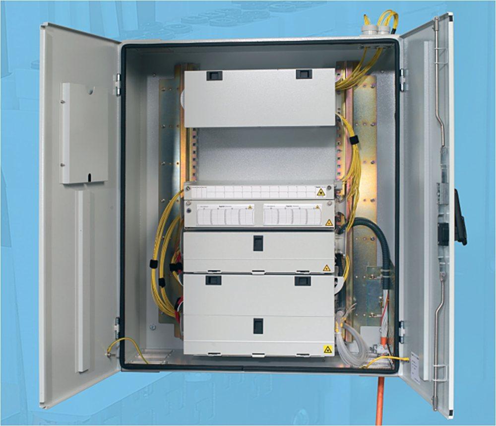 FIST-WR2 : Стойка оптическая для настенного монтажа