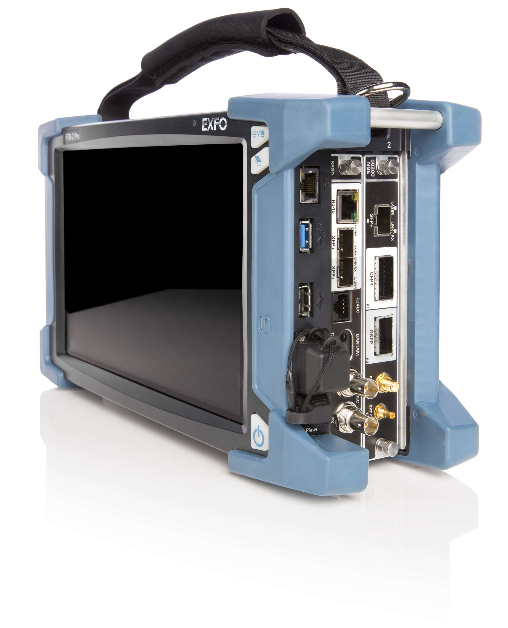 EXFO FTBx-8870/8880 Power Blazer : Анализатор транспортных сетей до 10G