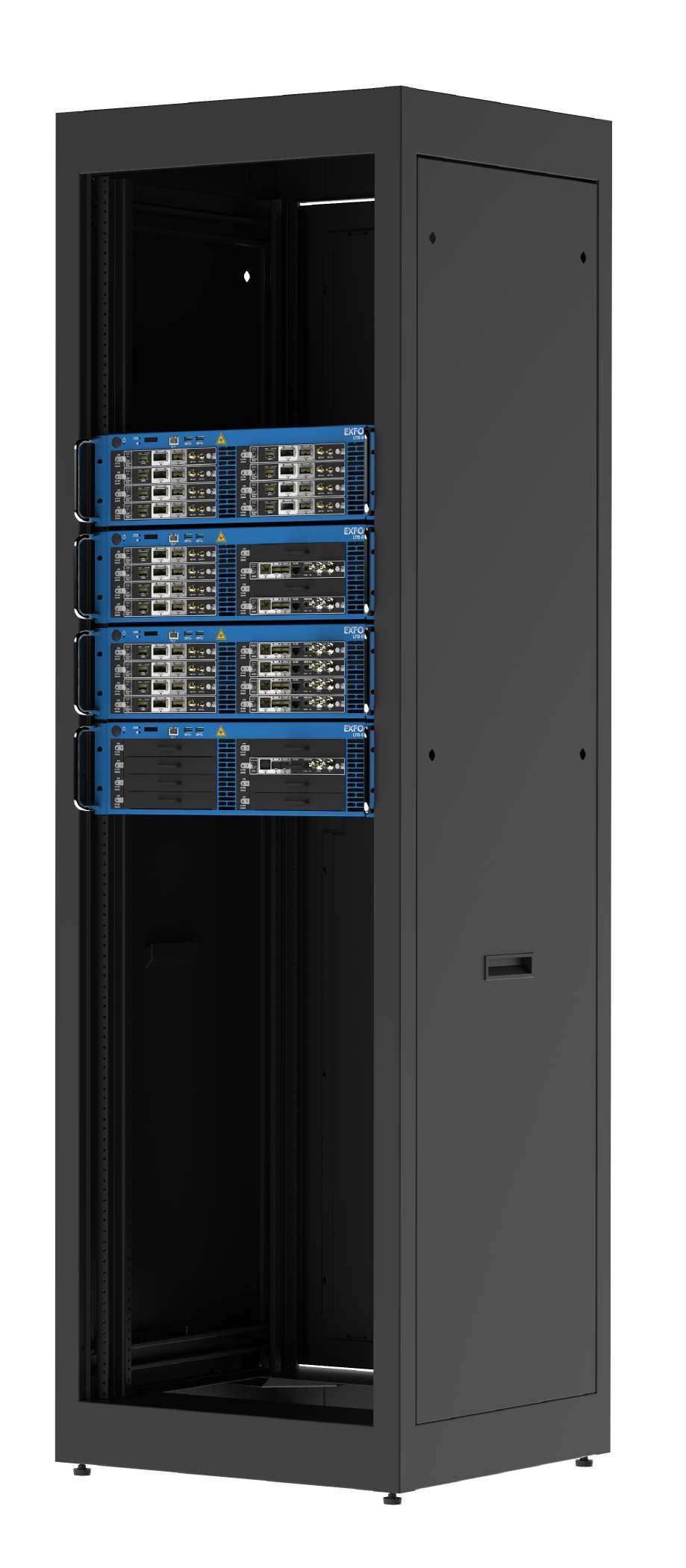 EXFO LTB-8 : Лабораторная модульная платформа