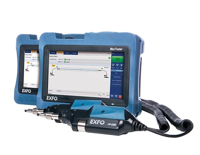 EXFO MaxTester 940 / 945 Telco OLTS : Оптический тестер