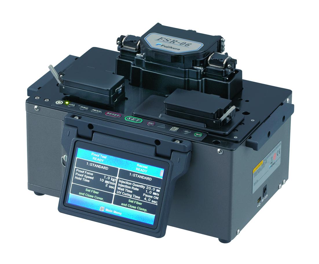 Fujikura FSR-05/FSR-06/FSR-07 : Восстановитель защитного покрытия