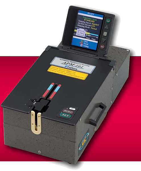 Fujikura APM-101/102 : Автоматическая система подготовки волокна к сварке